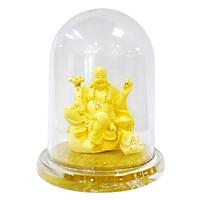 Phật Trượng Uy Phong - quà tặng mỹ nghệ KBP phủ vàng 24K DOJI DJDEF102-1