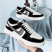 Giày Thể Thao Sneaker Nam Cổ Thấp, Giày Nam Phong Cách Hàn Quốc QA - 406