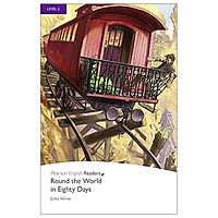 Level 5: Round The World In Eighty Days Book And MP3 Pack (Pearson English Graded Readers)