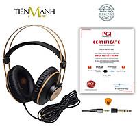 [Chính Hãng Mỹ] Tai Nghe Kiểm Âm AKG K92 Over-Ear Studio Monitor Headphones Professional - Kèm Móng Gẩy DreamMaker