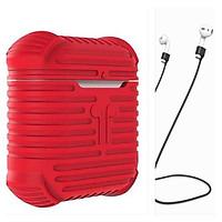 Combo 2IN1 phụ kiện cao cấp dành cho tai nghe Airpods