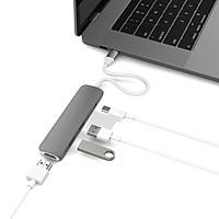 HYPERDRIVE USB TYPE-C HUB WITH 4K HDMI SUPPORT (FOR 2016 MACBOOK PRO & 12″ MACBOOK) - Hàng Chính Hãng - GN22B