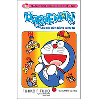 Doraemon - Chú Mèo Máy Đến Từ Tương Lai Tập 26 (Tái Bản 2019)