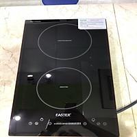 Bếp từ đôi Domino Faster FS 222DI - Made in Malaysia - Hàng chính hãng