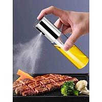 Bình xịt dầu ăn gia vị chai thủy tinh loại phun sương 100ml - Đồ dùng, dụng cụ nhà bếp, kệ hũ gia vị S1975