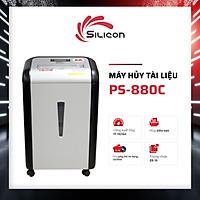 Máy Hủy Tài Liệu Silicon PS-880C