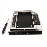 Caddy Bay HDD SSD SATA 3 12.7mm - Khay ổ đĩa cứng thay thế ổ DVD