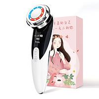 Máy Rửa Mặt, Massage Ion 2 In 1 Làm Sạch Sâu & Hấp Thụ Dưỡng Chất Bằng Công Nghệ Sóng Âm - Sạc Pin Cổng USB (Màu Ngẫu Nhiên) MP142