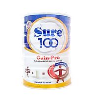Sữa Bột Hỗ Trợ Tăng Cân Sure 100 Gain Pro (900gr)
