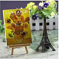 [SET 30 TỜ] Bìa, postcard ,decor thiệp DANH HỌA Monet , làm tranh treo tường trang trí