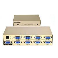 Bộ Chia 1 CPU ra 8 VGA 200MHz - Hàng nhập khẩu