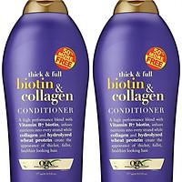 Bộ Dầu gội và xả Biotin&Collagen -Hàng nhập khẩu chính hãng