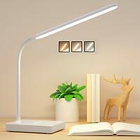 Đèn Học, Đèn Bàn, Làm Việc,  Đọc Sách (Dành Cho Học Sinh, Sinh Viên, Văn Phòng) - Đèn LED Chống Cận, Có Tích Điện
