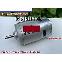 Motor 775 24000 vòng 12V 20V tốc độ cao
