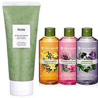 Mặt Nạ Tẩy Tế Bào Chết Huxley Secret Of Sahara Scrub Mask Sweet Therapy 120g + Tặng 1 Sữa Tắm Yves Rocher 400ml