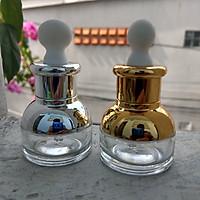 Combo 2 chai thùy tinh đựng tinh dầu mỹ phẩm 20ml - A041