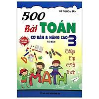 500 Bài Toán Cơ Bản Và Nâng Cao 3