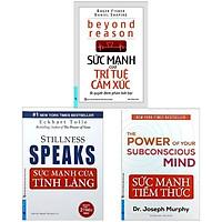 Combo 3 cuốn sách: Sức Mạnh Của Tĩnh Lặng (Tái Bản 2020) + Sức Mạnh Tiềm Thức (Tái Bản 2021) + Sức Mạnh Của Trí Tuệ Cảm Xúc (Tái Bản 2020)