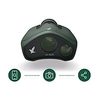 Ống nhòm cao cấp tích hợp camera Swarovski 8x25 dG (truyền hình ảnh, video sang điện thoại)- Hàng chính hãng