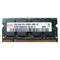 Ram Laptop Hynix 2GB DDR2 800MHz PC2-6400 - Hàng chính hãng