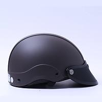 Mũ bảo hiểm CHITA 1/2 CT31 - Nâu sơn mờ