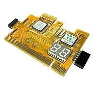Card test main PCI Express cho tất cả các dòng mainboard PC như G41, H61 , H81, H110 AnZ