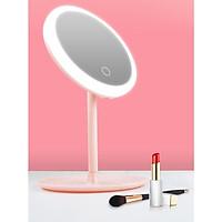 Gương trang điểm để bàn - đèn led