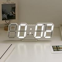 Đồng hồ LED ATENS kiểu dáng hiện đại đa chức năng trang trí nhà cửa sang trọng.