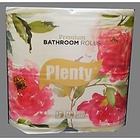 4 Cuộn Giấy vệ sinh cao cấp PLENTY 3 Lớp 280 Tờ/cuộn