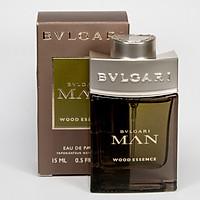 Nước hoa Bvlgari Man Wood Essence Perfume 15 ml
