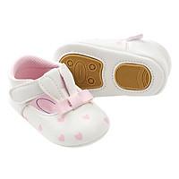 Giày tập đi tai thỏ bé gái 0-18 tháng