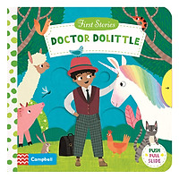 Doctor Dolittle - First Stories