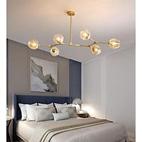 Đèn chùm AKIRA trang trí nội thất hiện đại  - kèm bóng LED chuyên dụng