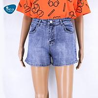 Quần Short Jean Nữ 6479 Sea Collection