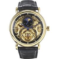 Forsining Men Fashion Luxury Hollow Watch Classic Charm Automatic Mechanical Wrist Watch