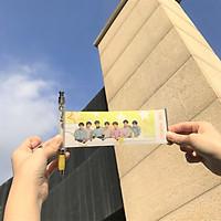 Bút BTS bút kéo BTS in hình các thành viên BTS