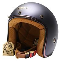 Mũ Bảo Hiểm 3/4 Bulldog Perro Version 3