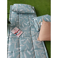 Nệm Trải Sàn Văn Phòng RIOTEX Kích Thước 160x200x3cm/100x200x3cm (Không tặng gối)