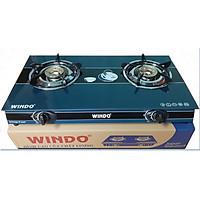 Bếp gas đôi Windo 717[HÀNG CHÍNH HÀNG]