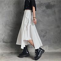 Chân váy Midi dài Ulzzang Quảng Châu VVD15