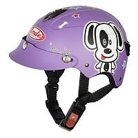 Mũ Bảo Hiểm Trẻ Em Andes 3S108S Tem Nhám S101
