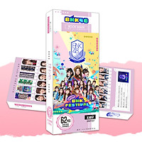 Bộ bookmark BNK48 mẫu mới