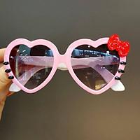 Children's sunglasses、 Children's sunglasses anti-UV network red girls sunglasses toddler love glasses men and girl baby sunshade