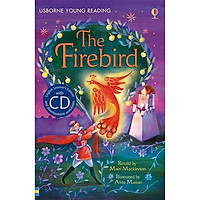 Usborne English Learners' Editions: The Firebird + CD