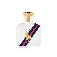 Ralph Lauren Polo Blue Sport Eau De Toilette Spray for Men, 4.2 Ounce