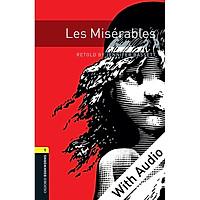 Oxford Bookworms Library (3 Ed.) 1: Les Misérables audio pack