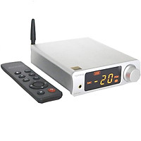 Bộ Giải Mã Âm Thanh DAC AMP Bluetooth 5.0 TOPPING DX3 Pro AZONE - Hàng Chính Hãng
