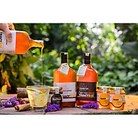 TracyBee-Combo 2 chai mật hoa cafe tặng 1 lọ mật hoa cafe+1 lọ mật hoa chôm chôm+1 lọ phấn hoa