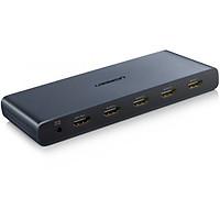 Bộ Ghép 4 Thiết Bị HDMI Dùng Chung 1 Màn Hình Ugreen 50745 chính hãng