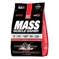Sữa Uống Tăng Cơ Tăng Cân Vị Bánh Quy Elite Labs Mass Muscle Gainer Cookies EL936 (4.6kg)